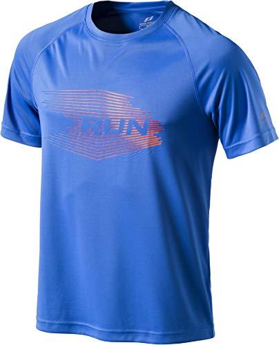 Pro Touch Herren Bonito T-Shirt, Blue Dark, L