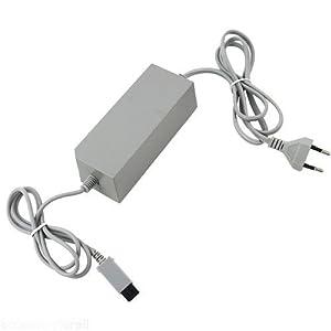 Childhood AC Netzteil EU Stecker Kabel für Wii Konsole System