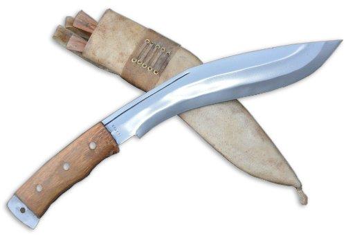 echte Gurkha Messer AEOF afghanischen Kukri, authentisch Gurkha afghanische Fassung Khukuri handgefertigt von GK&CO.Kukri Haus, im Nepal