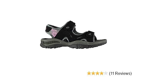 a2cfb249f3056 Slazenger Womens Wave Sports Sandals Black UK 7 (41)  Amazon.co.uk  Shoes    Bags