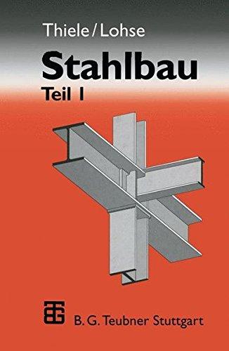 Stahlbau, Tl.1