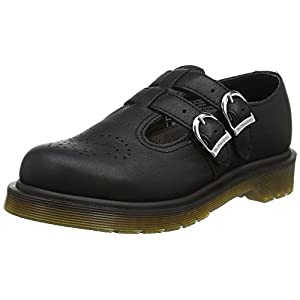 Dr. Martens 8065 PW Black Virginia, Merceditas para Mujer