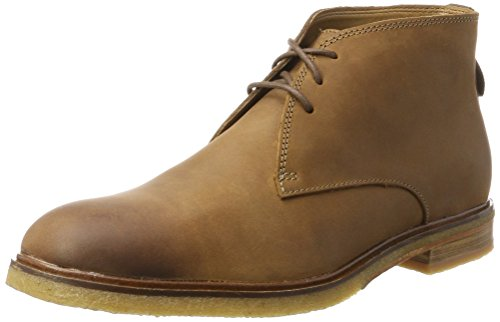 Clarks Men's Clarkdale Bara Classic Boots, Brown (Dark Tan Lea), 8 8...
