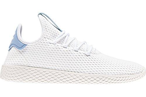 Low-cut-tennis-schuhe (adidas Damen PW Tennis Hu Gymnastikschuhe, Elfenbein (FTWR White/FTWR White/Chalkwhite), 38 2/3 EU)