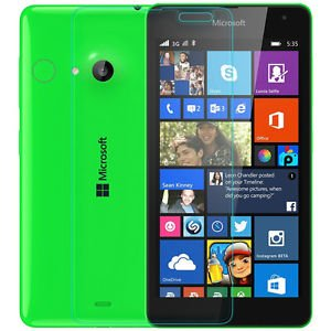 PE + EYE CARE 0.25mm Nokia Lumia 535 Tempered Glass Screen Protector.