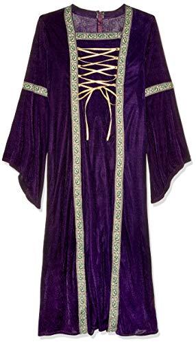 Plus Size Renaissance Lady Fancy dress costume 2X