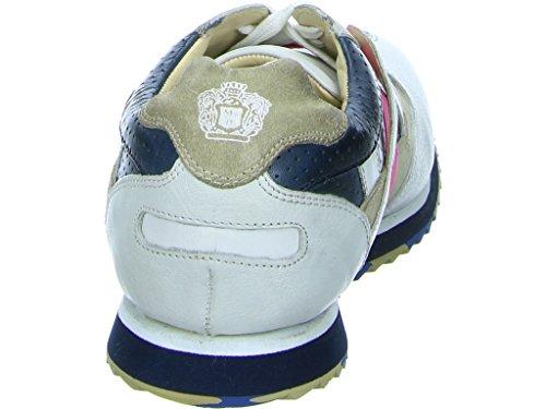 Melvin & Hamilton Herren Sneaker Neal 2 Weiß