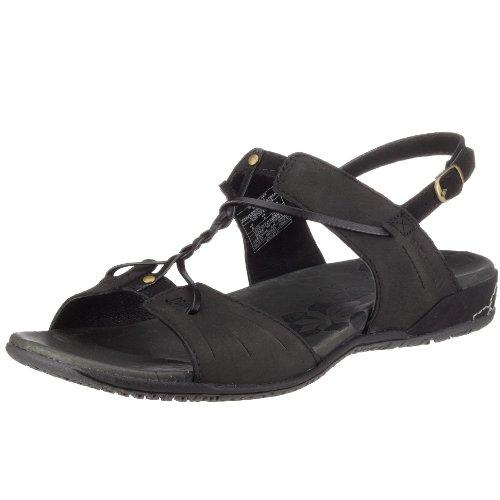 Merrell  MICCA,  Damen Sandalen , Schwarz - schwarz - Größe: 36