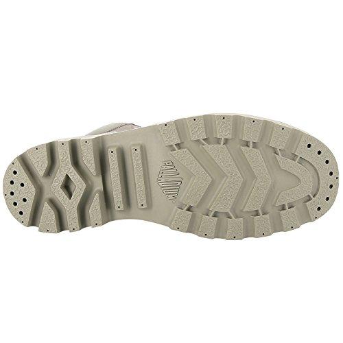 Palladium Spor Cuf Wplu Leather U, Fallen Rock / Brindle Botas De Hombre