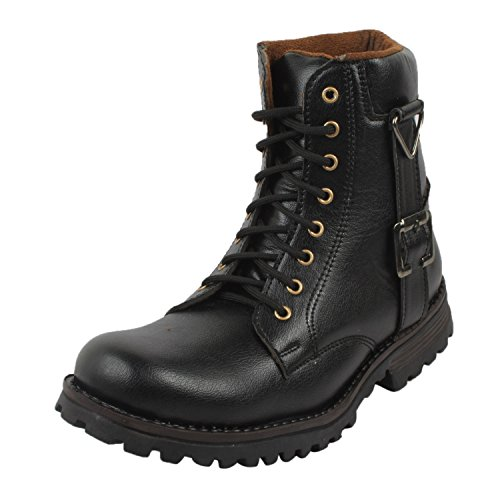 Gato Men's Black Boot -8