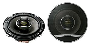 Pioneer TSD1602R 6.5 Inch Two-Way Speakers with 260 Watts Max Power