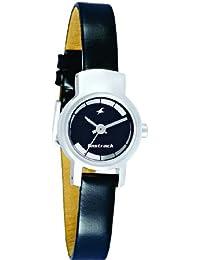 Fastrack Core Analog Black Dial Women's Watch-NK2298SL04