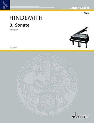 Sonate III in B: Klavier. (Edition Schott)