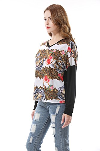 Apperloth A Maglia a manica lunga - Donna BlackBrown