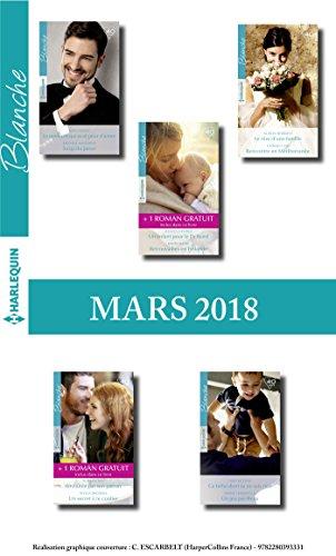 10 romans Blanche + 2 gratuits (n°1356 à 1360 - Mars 2018) (French ...