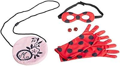 Prodigiosa: Las aventuras de Ladybug - Conjunto de accesorios Ladybug (Bandai 39780)