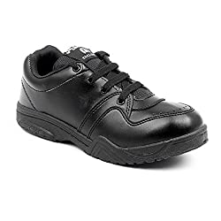 Asian shoes MONITOR(L) Black Men shoes 10UK/Indian