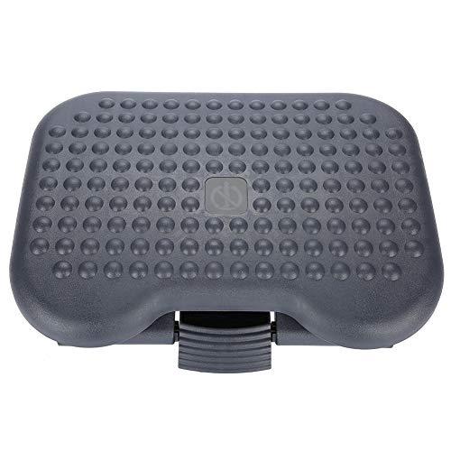 FußStüTze, Höhenverstellbare Fußstütze Hocker Ergonomisch Tragbar Komfortabel unter dem Schreibtisch Büro