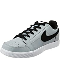 Nike Men's Dynasty Lite Low Light Magenta,Black,White Leather Casual Sneakers -6 UK/India (40 EU)(7 US)
