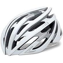 b1f4340d2e775 Giro Aeon - Cascos Bicicleta Carretera - Blanco Contorno de la Cabeza 51-55  cm