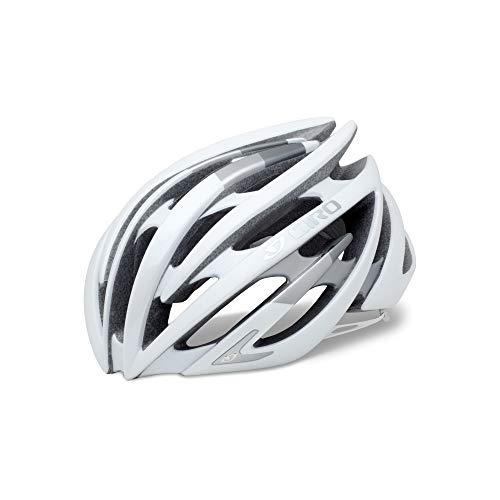 Aeon Twist - Fahrrad-Rennradhelme - Weiße Kopfkontur 51-55 cm 2015
