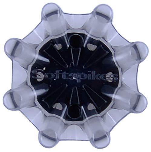 Soft Spikes Pulsar Fast Twist 3.0 Traslucido Grigio Clamshell,