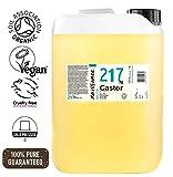 Naissance Huile de Ricin BIO (n° 217) Pressée à froid - 5 litres - 100% pure,...