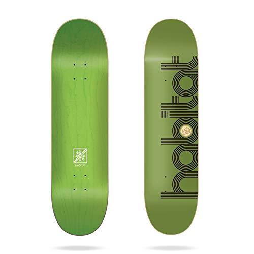 "Habitat Ellipse Small 7.75\"" Skateboard Deck"