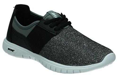 MTNG Attitude Donna Speed Chica scarpe sportive grigio Size: 36 EU