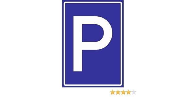 42 x 30cm Alu Verbund kein PVC! Kundenparkplatz Kiwistar Parkplatzschild
