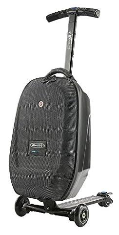 Micro Luggage Trolle mit eingebautem Kickboard