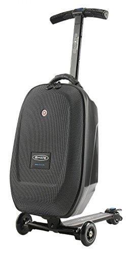 Micro Luggage II Trolley mit eingebautem Kickboard (Samsonite-roller, Laptop-tasche)