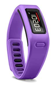 Garmin Vivofit Wireless Fitness Wrist Band and Activity Tracker - Purple