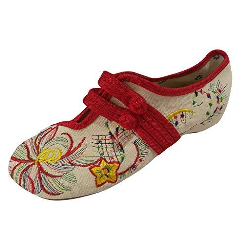 Zapatos de Baile de Tango Latino Vestir Fiesta Casuales Zapatillas Bailarinas Después de Fiestas Zapatos...