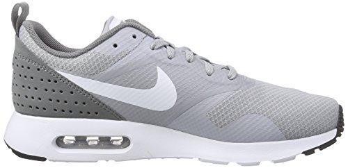 Nike Herren Air Max Tavas Low-Top Grau (007 WOLF GREY/WHITE-COOL GREY-WHT)