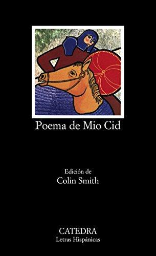 Poema de Mio Cid (Letras Hispánicas) por Anonimo