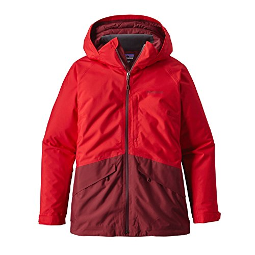 Patagonia Isolation & Veste d'hiver W's Insulated Snowbelle Jacket French Red