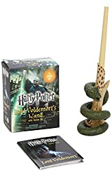 Harry Potter Voldemort's Wand with Sticker Kit by Running Press (5-Mar-2014) Paperback