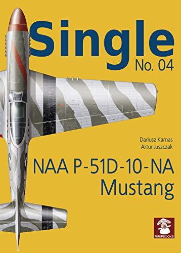 Naa P-51d-10-Na Mustang (Single, Band 4) - Naa Single