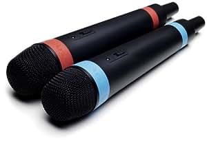 SingStar Wireless Microphones (PS3)