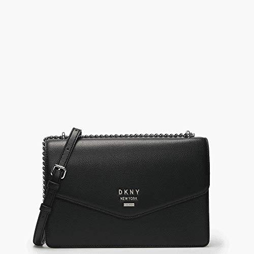 DKNY R913H988 Sacs Femme Noir/or TU