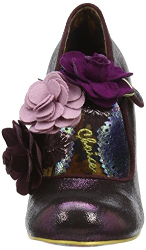 Irregular Choice Damen Aurora Pumps Violett (Violett)