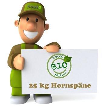 KAS - Hornspäne Naturdünger Gartendünger mit Langzeitwirkung von KAS-Stralsund - Du und dein Garten