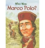 [(Who Was Marco Polo? )] [Author: Joan Holub] [Jul-2007]