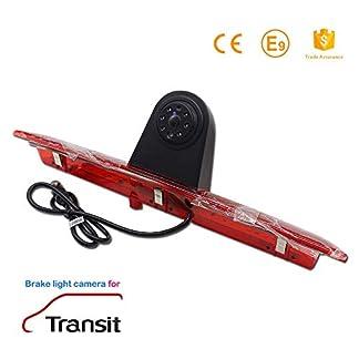 Rckfahrkamera-Transporter-Kamera-an-3-Bremsleuchte-Dachkante-Einparkhilfe-NTSC-fr-Ford-Transit-F150F250F350-2014-2018