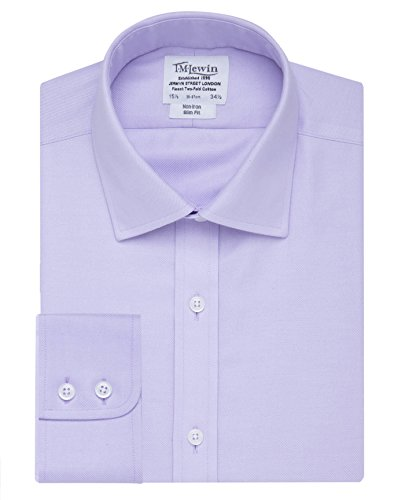 tmlewin-mens-non-iron-twill-slim-fit-button-cuff-shirt-lilac-155