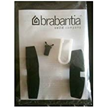 Brabantia Catch Replacement. Used for all common Brabantia catches for Touch-Bin & Twin-Bin lids and Touch-Bin breadbins by Brabantia