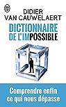 Dictionnaire de l'impossible par Van Cauwelaert