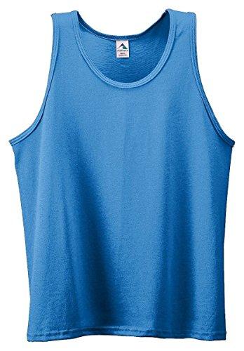 Augusta Herren Sportswear Mini Mesh Singlet Jersey Kelly Blau - königsblau