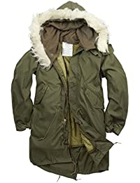 U.S. Army New Genuine USA Military M65 Fishtail Parka
